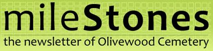 mileStones header