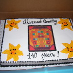 Celebrating 140 years