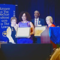 Williams and Cook Honored by Texas Daughters of the American Revolution